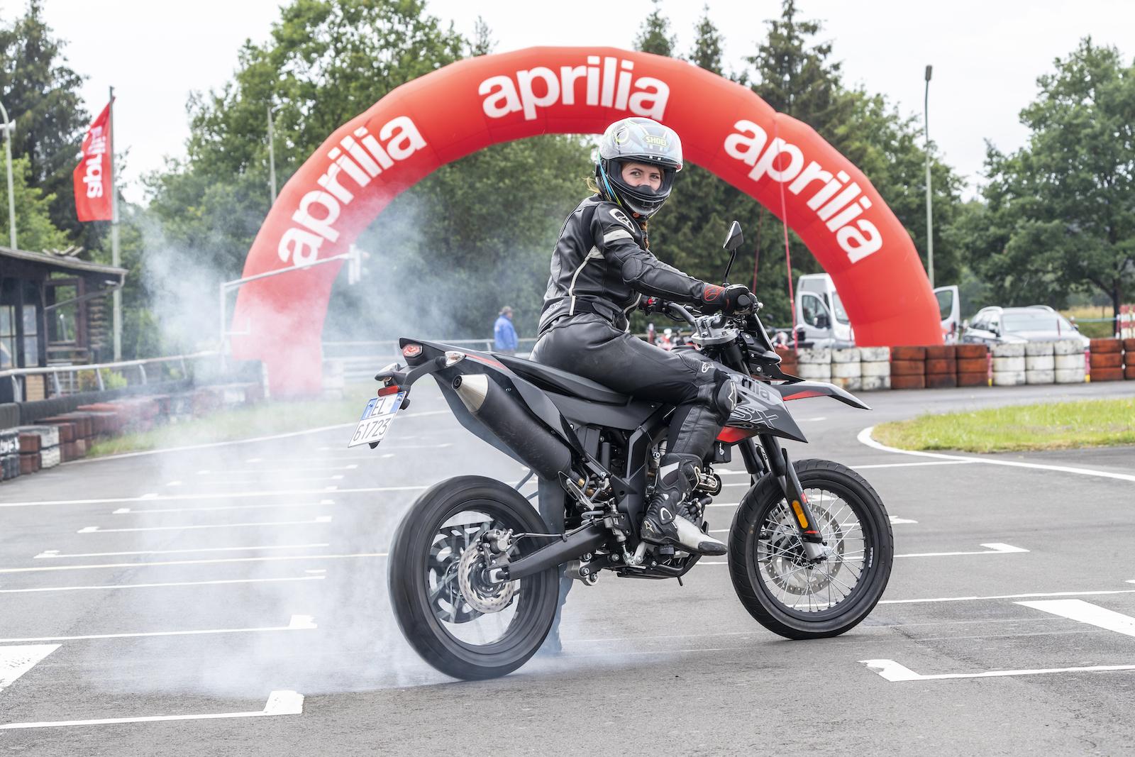 2018 Aprilia SX125 launch | Visordown