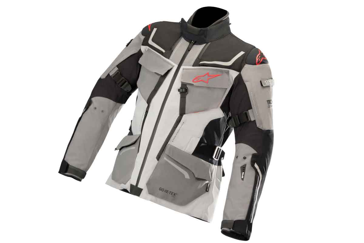 New Revenant all-weather jacket from Alpinestars