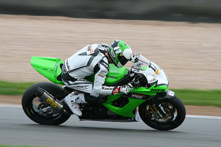 Top BSB riders to race at Silverstone MotoGP