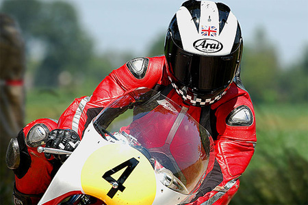 Phil Read at GetGeared Open House - 11th October