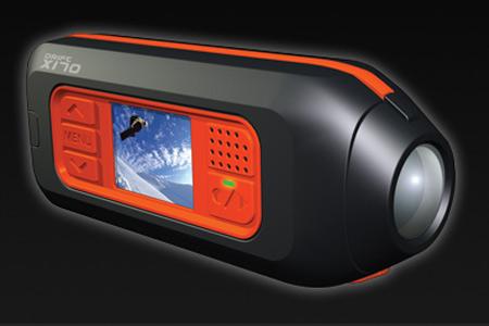 Caught on camera: Drift Innovation X170