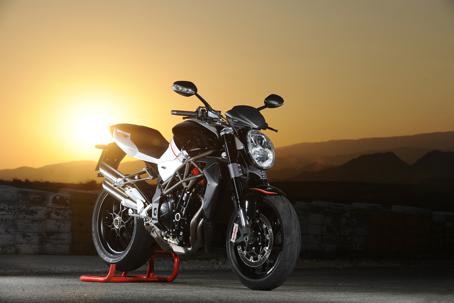 2010 MV Agusta Brutale revealed!