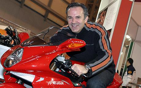 MV Agusta for sale - boss speaks out