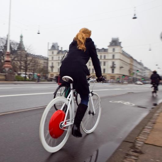 VIDEO: The Copenhagen Wheel