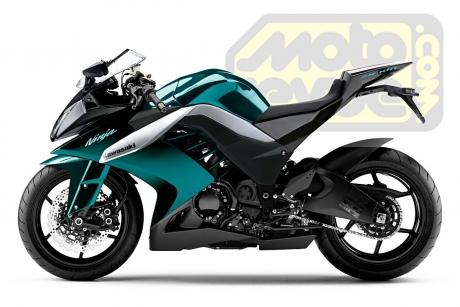 Is this the next Kawasaki ZX-10R?