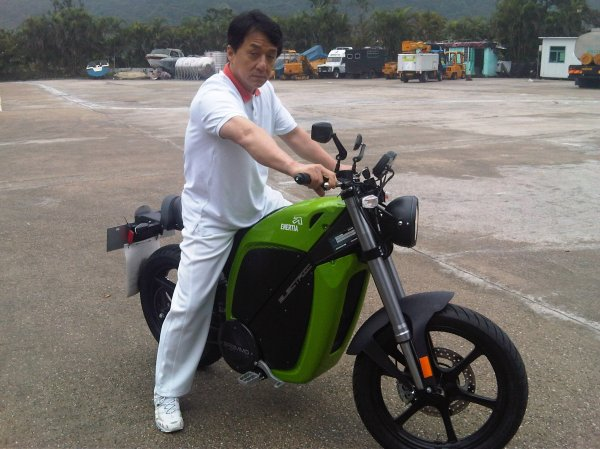 Jackie Chan linked to Brammo Asian deal