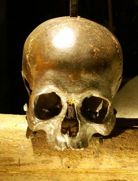 Hells Angels linked to 600-year-old skull theft