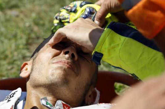 """Rossi: """"The error was mine"""""""