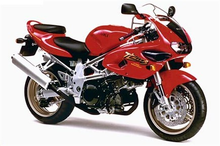 We've launched Classic Sportsbikes reviews