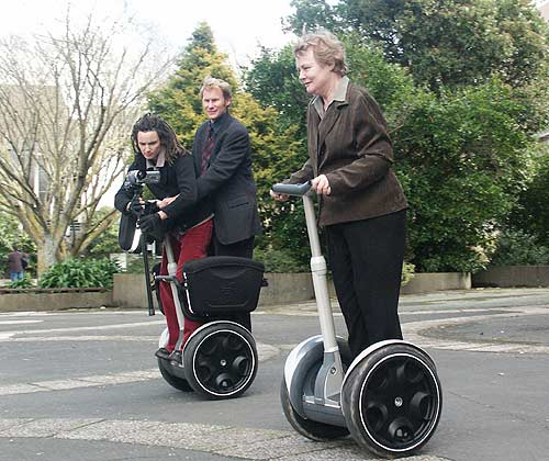 Segways linked to serious head injury increase