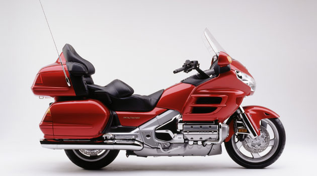 New Goldwing next week? Maybe.