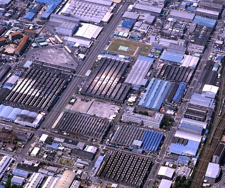 Kawasaki factory undamaged by quake