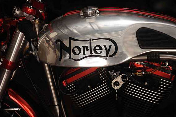 You mean you haven't heard of a Norley?