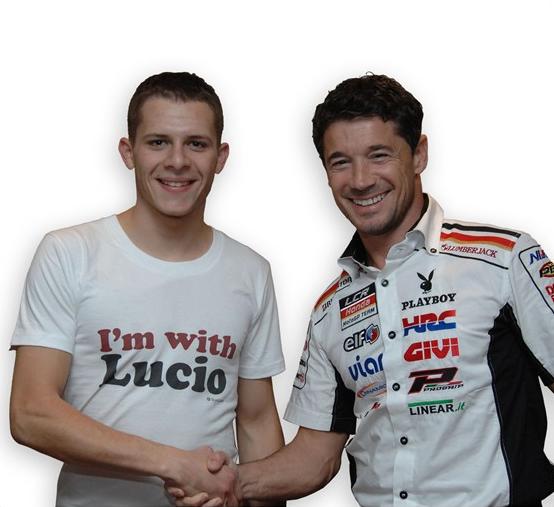 Bradl signs with LCR Honda