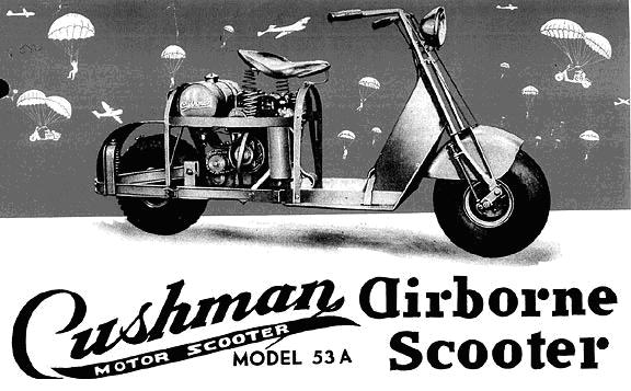 Return of the Cushman
