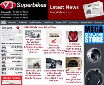 V&J Superbikes goes into administration