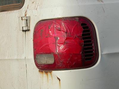 68% rise in missing brake lights