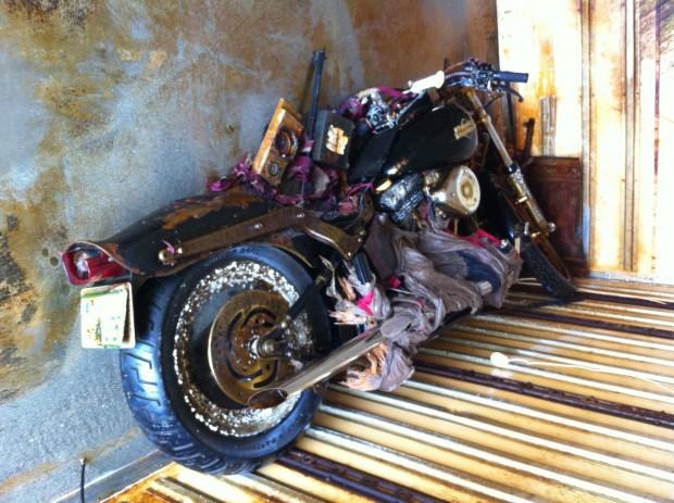 Japanese tsunami Harley reaches Canada