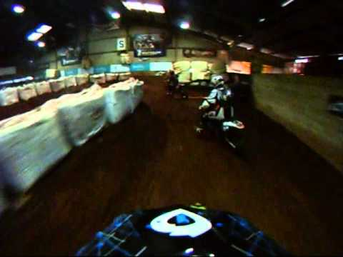 Troy Corser Masterclass at Wheeldon Off-Road Centre