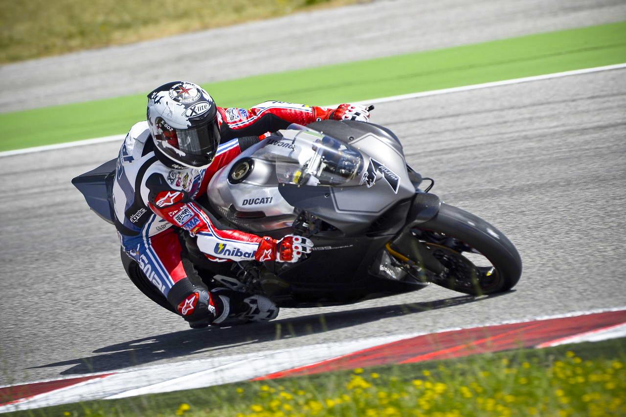 Checa: Ducati were victimised