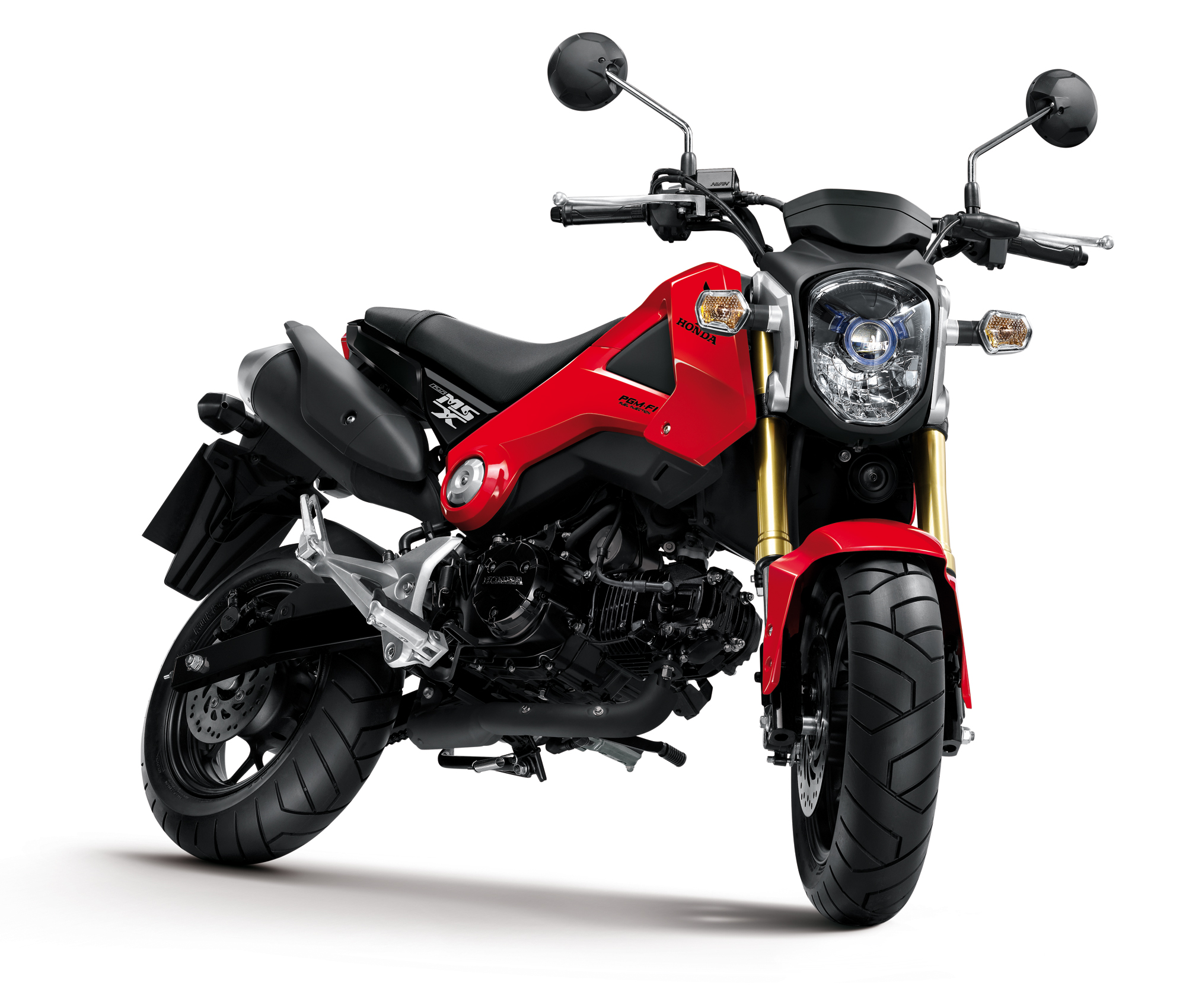 Surprise new mini-bike from Honda
