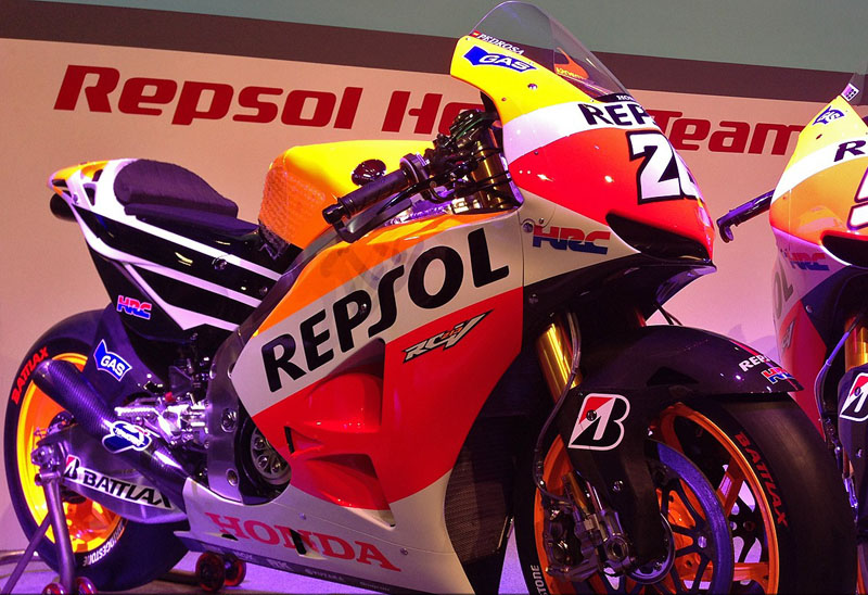 2013 Honda RC213V revealed