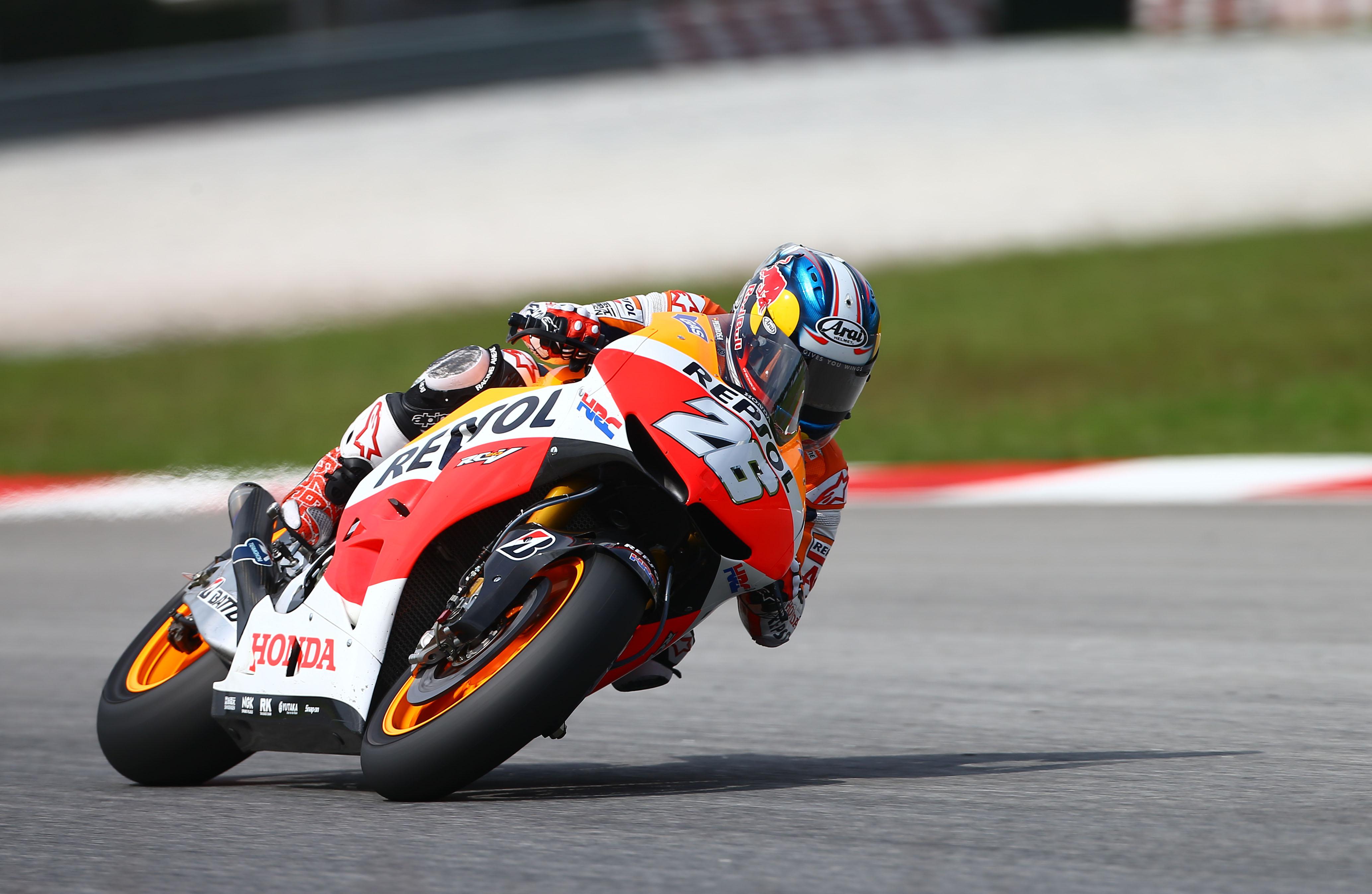 Austin MotoGP test times - Day 1