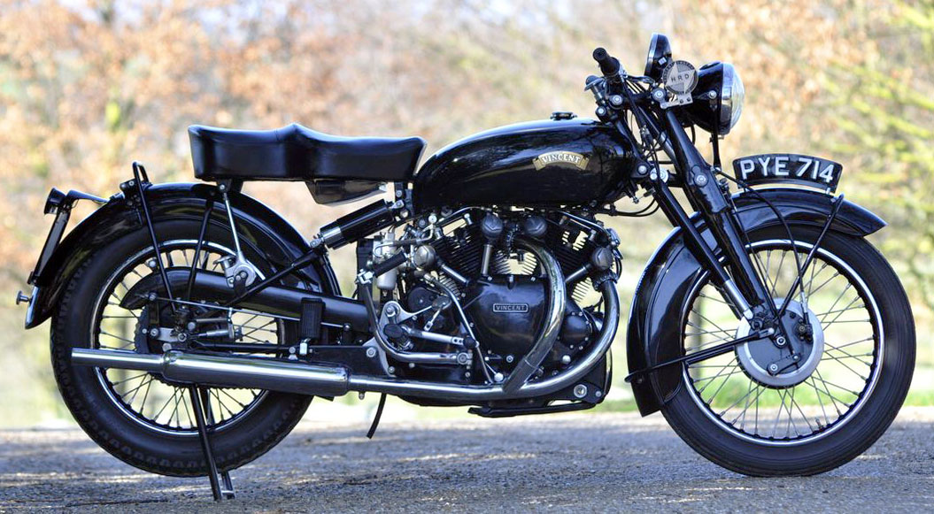 Top 10 fastest production motorcycles from 10 decades