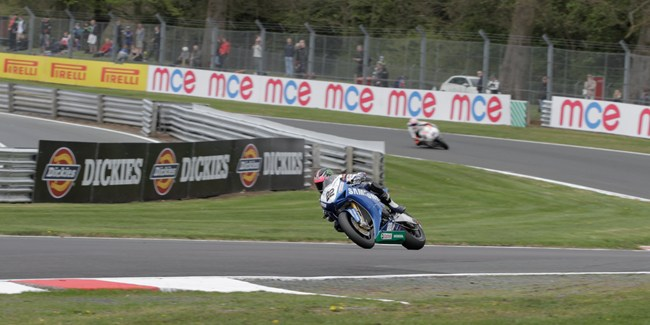 BSB 2013: Oulton Park race results