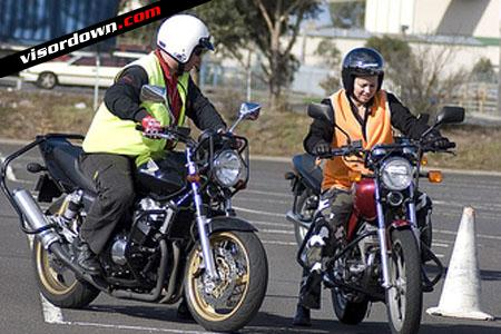 Learn to ride: Choosing the right training school
