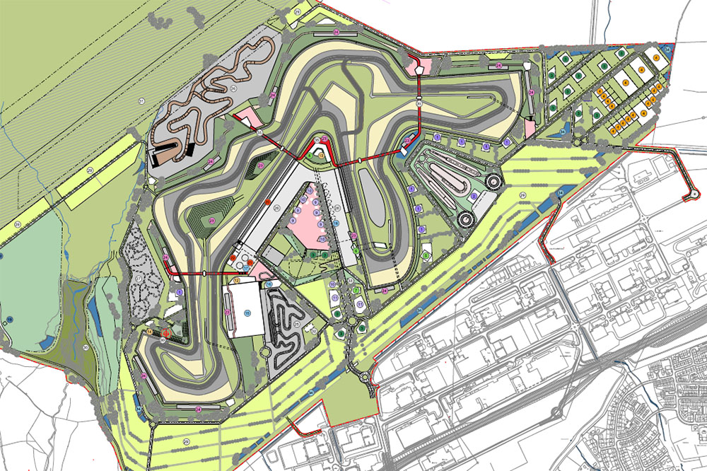 Circuit of Wales - which way would you go?