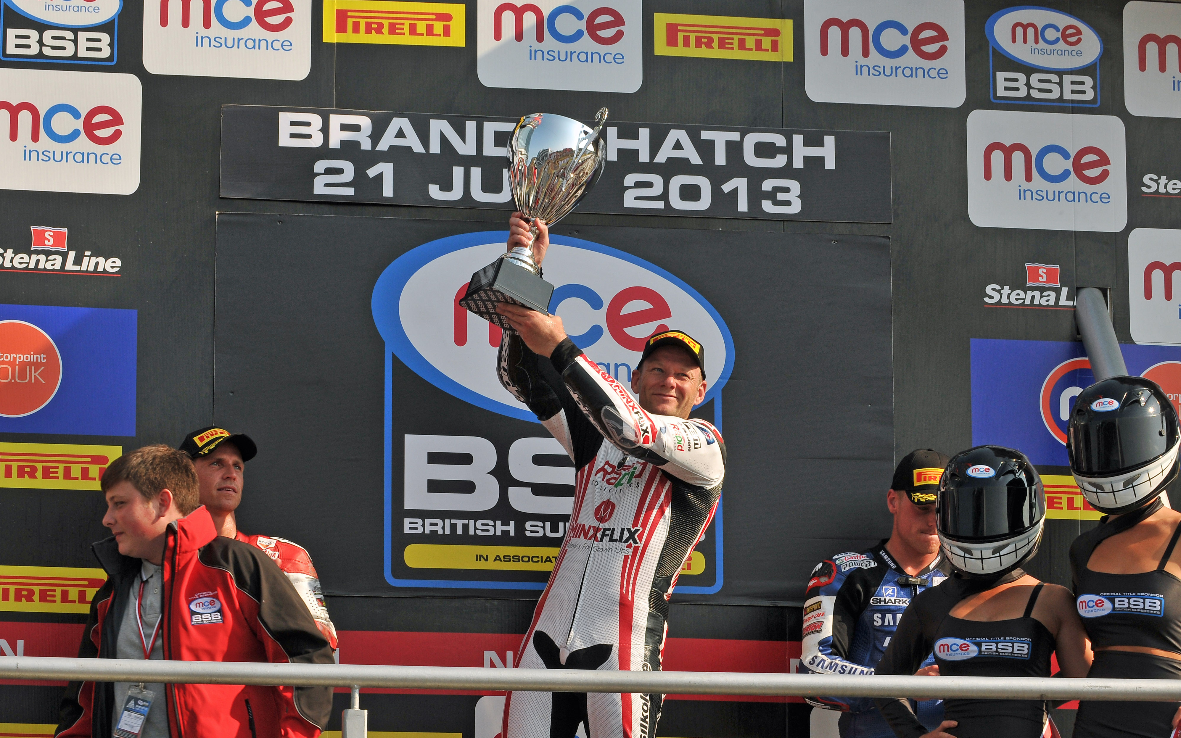 BSB 2013: Championship standings after Brands Hatch GP