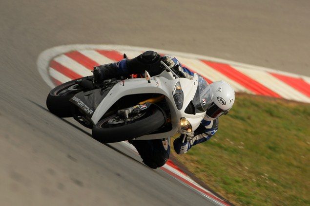 UK motorcycle trackdays: Get out there!