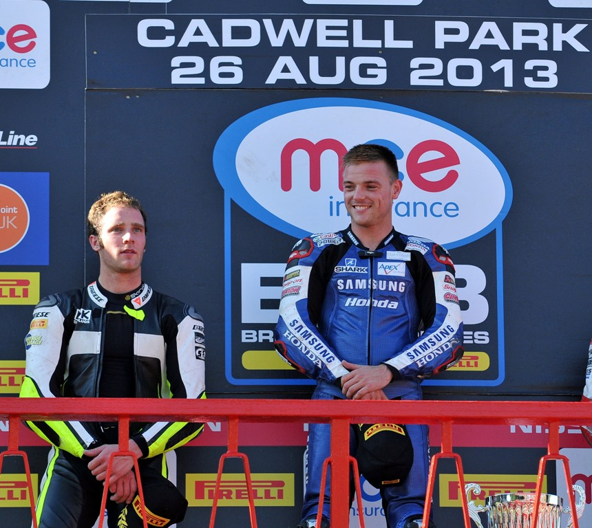 BSB 2013: Championship standings after Cadwell Park