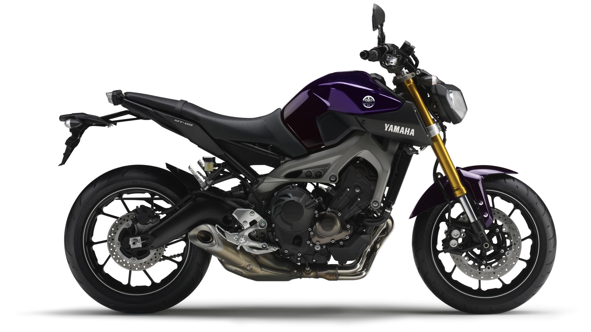 Yamaha announce MT-09 availability