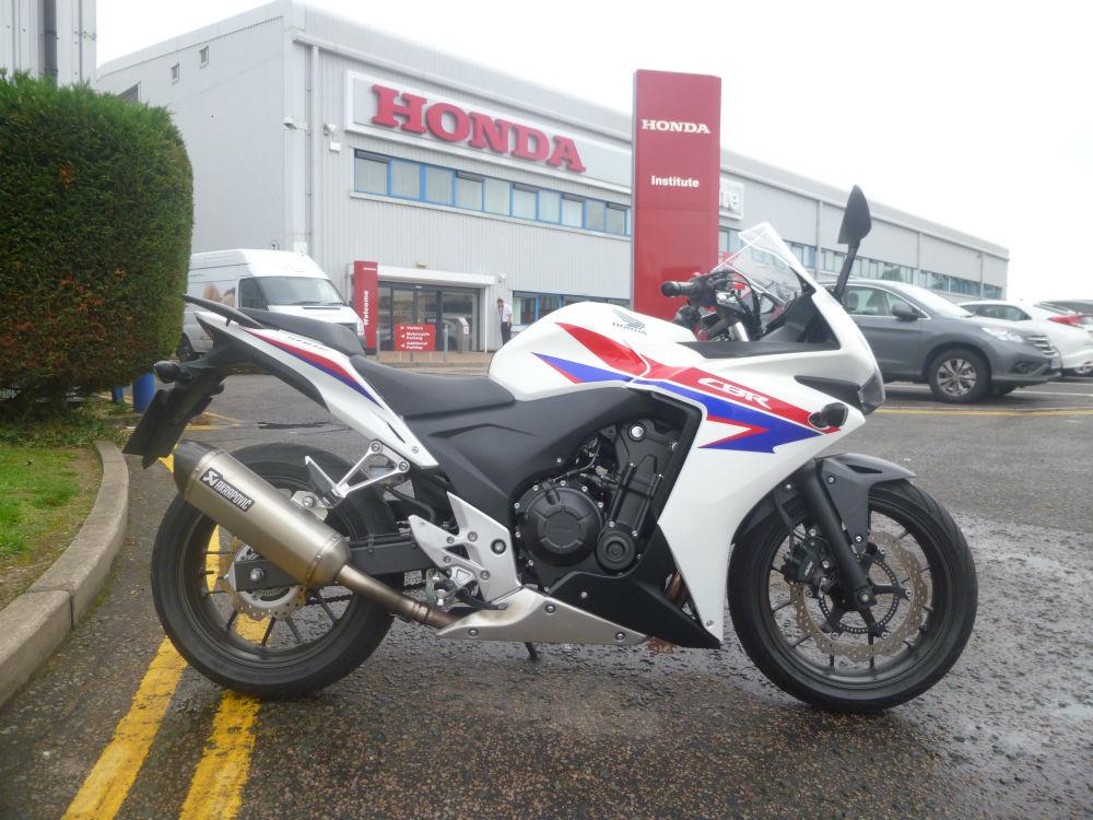 Long-term test: Honda CBR500R review