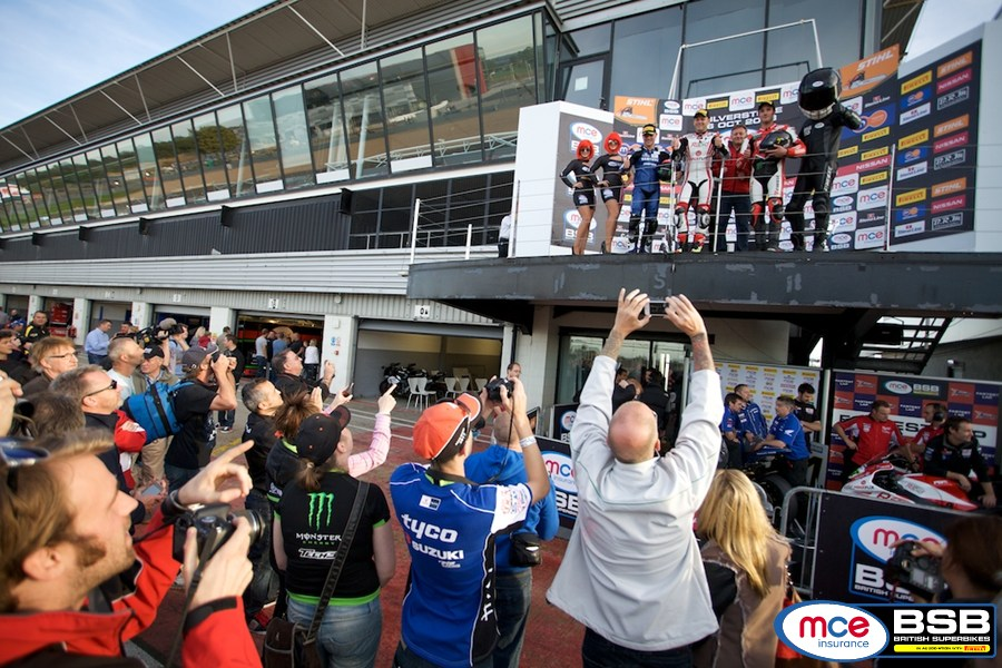 BSB 2013: Championship standings after Silverstone
