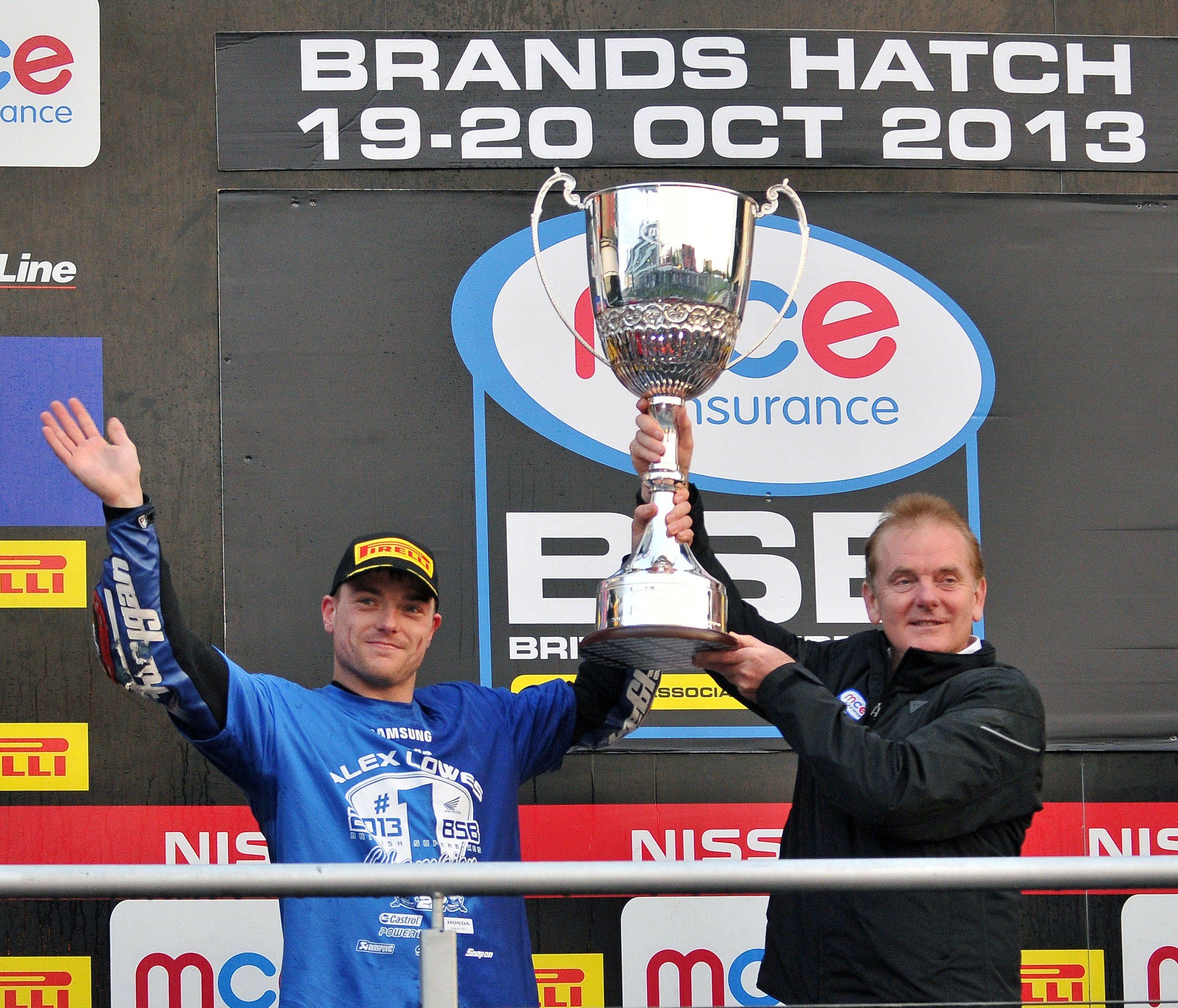 BSB 2013: Final championship standings