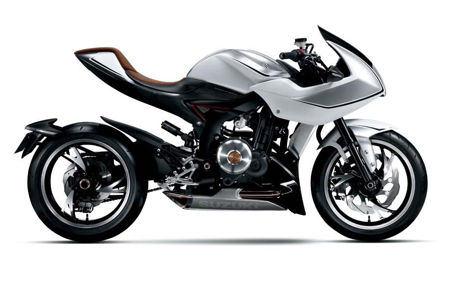 Turbo-charged Suzuki concept