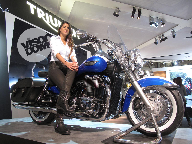 Triumph's new Thunderbird LT