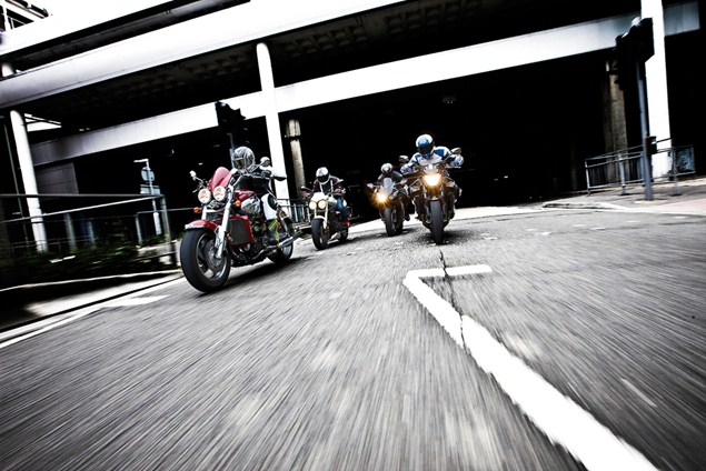 AA survey suggests more motorcyclists could improve safety