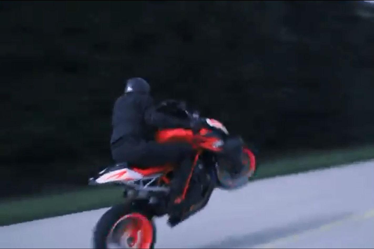 KTM attacked over 'aggressive' promo video