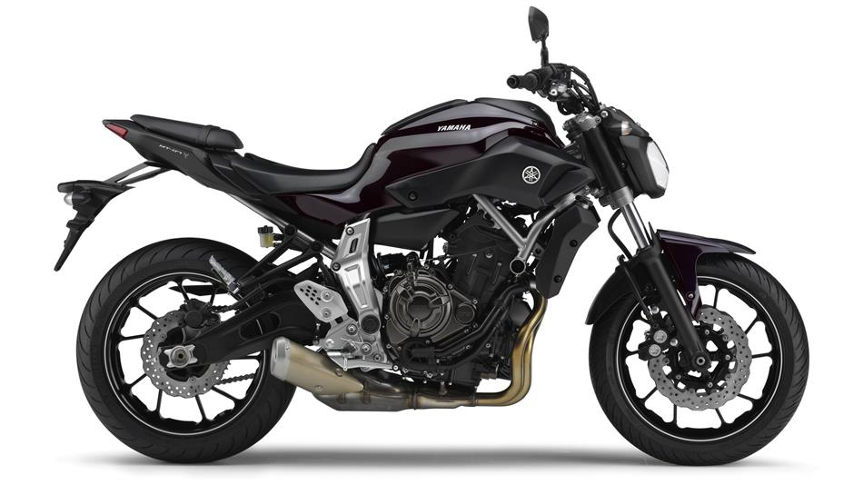 Yamaha MT-07 price announced