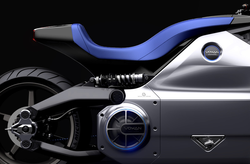 Voxan's electric motorcycle is 'world's most powerful'