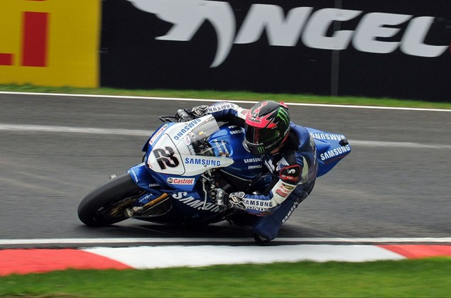 Honda team withdraw from BSB
