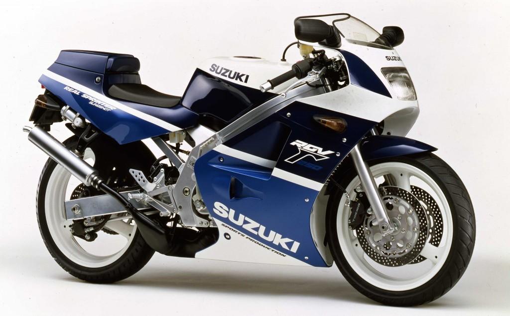 Suzuki launches 'Vintage Parts Programme'
