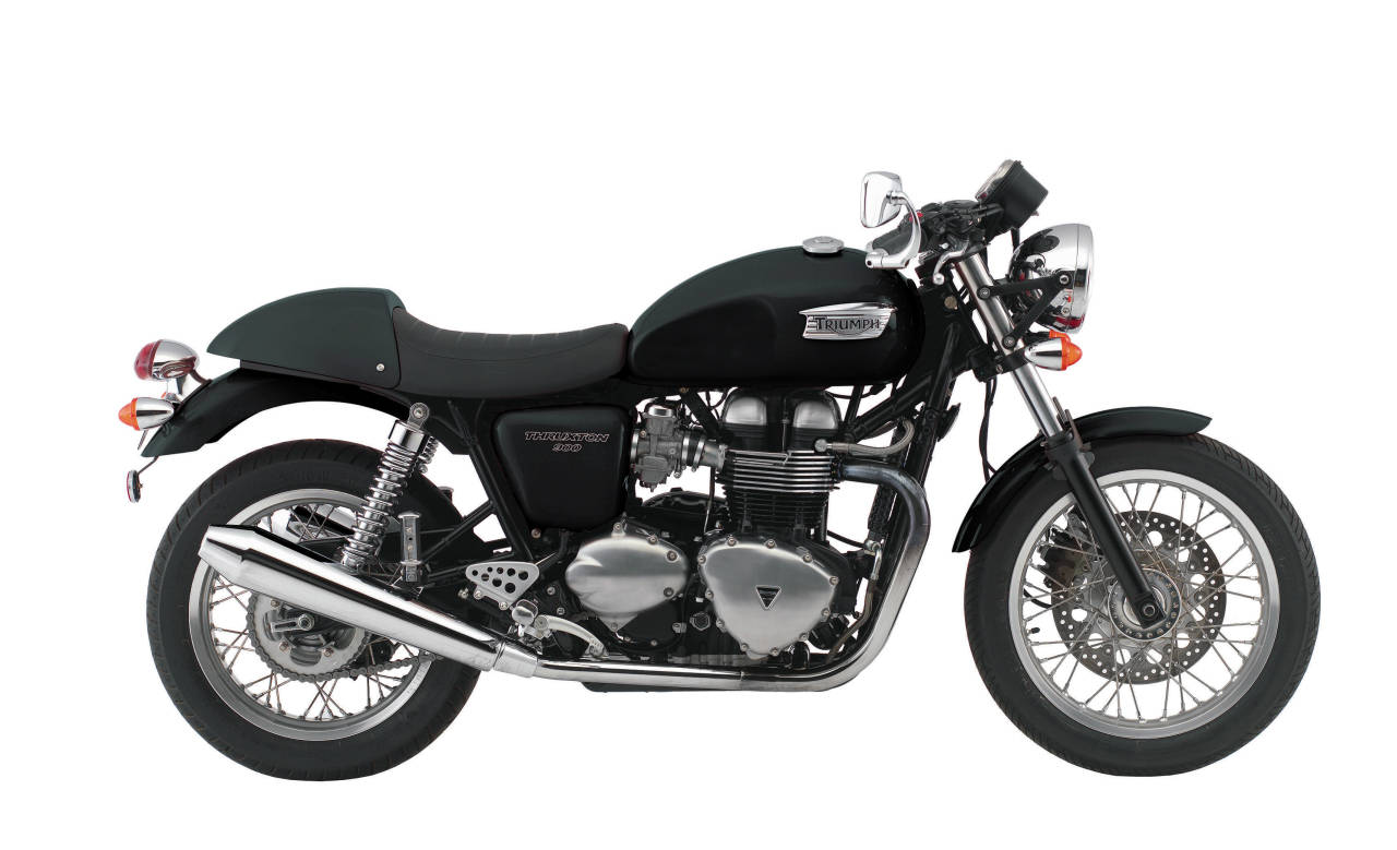 Top 10 Production Cafe Racers Visordown