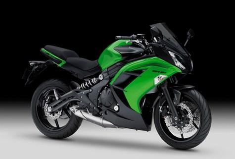 Kawasaki lower price on ER-6 range