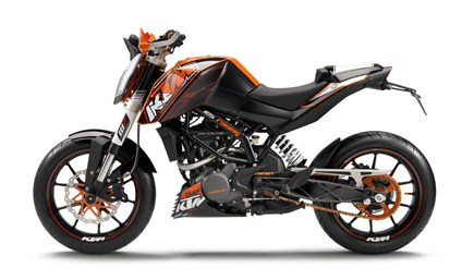 Your Top 10 KTMs revealed