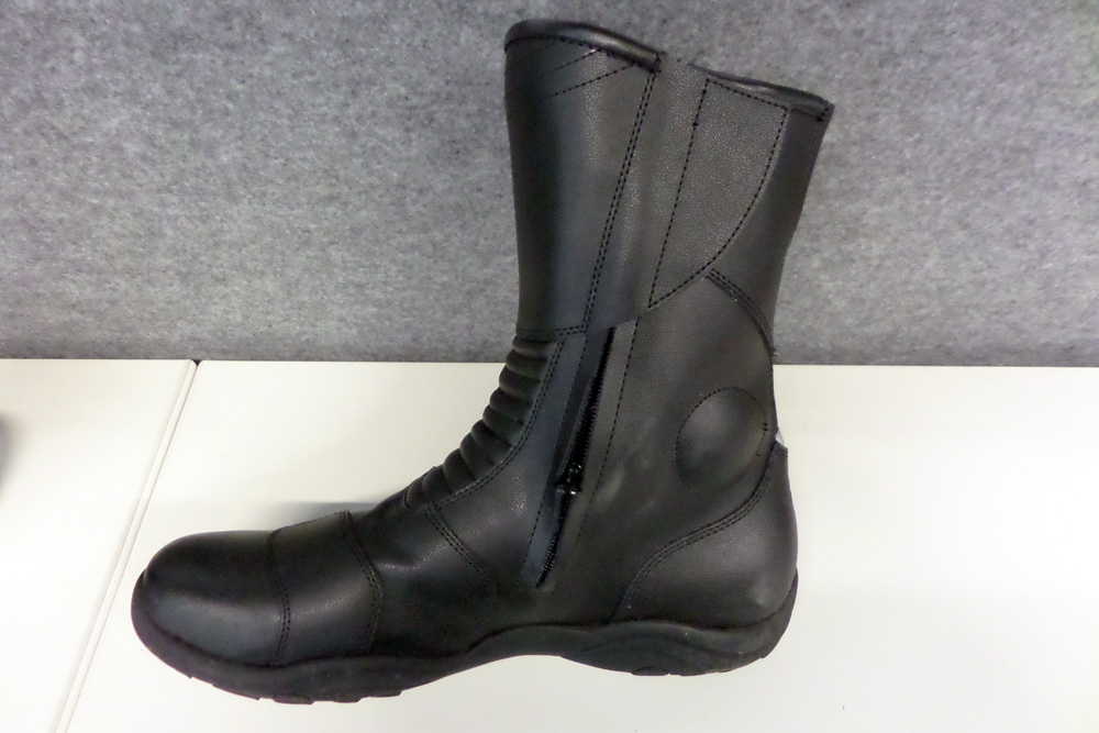 Used: Spada Seeker waterproof boots review